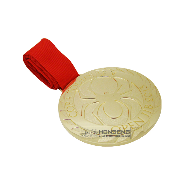 Copa Toulouse JJB 2013 Medals