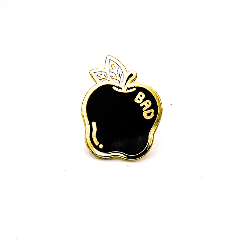 Bad Apple Pin